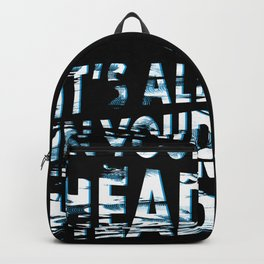 In Your Head Backpack