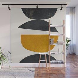 abstract minimal 23 Wall Mural