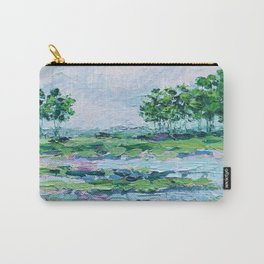 Marsh Romance Carry-All Pouch