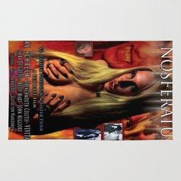 Nosferatu vs. Father Pipecock & Sister Funk (2014) -Movie Poster Rug