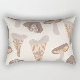 Mushroom fever Rectangular Pillow