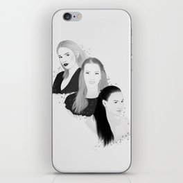 Unholy Trinity iPhone Skin