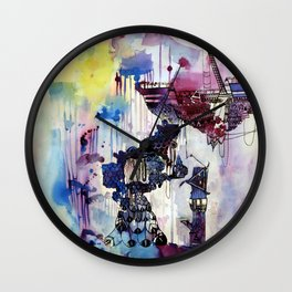 This is the Good Ship Lifestyle Wall Clock