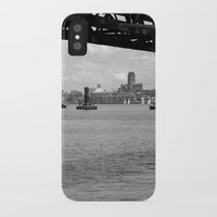 liverpool iPhone & iPod Cases featuring Liverpool - An Alternative View by Caroline Benzies Photography