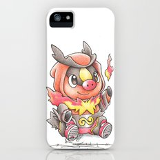 A Fire to be Kindled Slim Case iPhone (5, 5s)