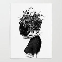 Hybrid girl Poster
