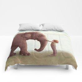 One Amazing Elephant Comforters