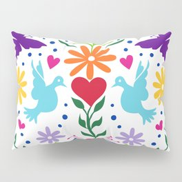 The Love Birds Pillow Sham