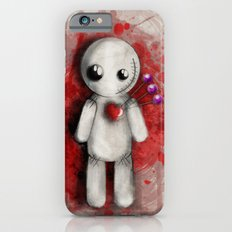 Halloween Theme [Voodoo Doll] iPhone 6 Slim Case