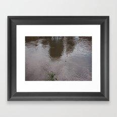 Le Bateau Framed Art Print