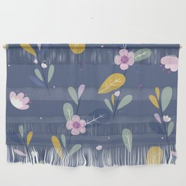 Bloom in The Dark Wall Hanging