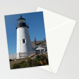 Pemaquid Point Lighthouse Stationery Cards