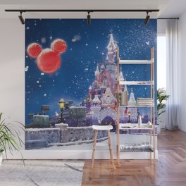 Winter fairy tale Wall Mural