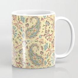 Indian Paisley Melody Coffee Mug