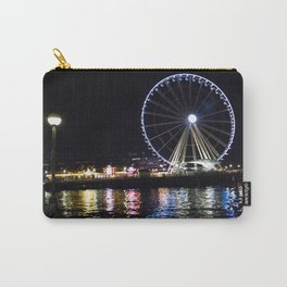 The Great Wheel At Night (b) Carry-All Pouch