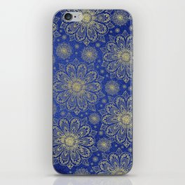 Midnight Mandala iPhone Skin