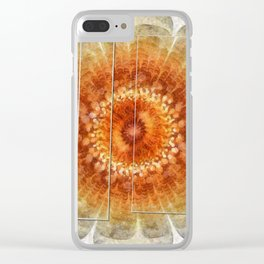 Callipygian Dream Flowers  ID:16165-044441-61801 Clear iPhone Case