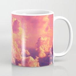 The Clouds at Sunset Coffee Mug