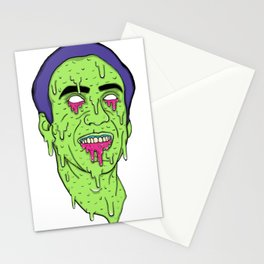 Slime Cage Stationery Cards