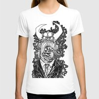 abyss T-shirts featuring Abyss by Shahbab