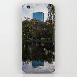 Public Garden iPhone Skin
