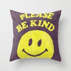 Remind Me Throw Pillow