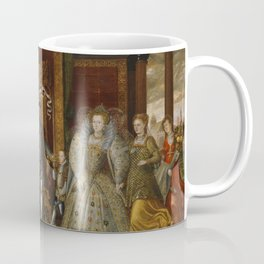 The family of Henry VIII Coffee Mug