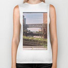 The High Line, New York Biker Tank