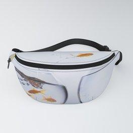 Goldfish jumping Fanny Pack