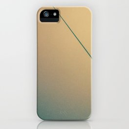 l a m p p o s t  iPhone Case