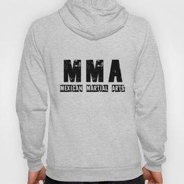 Mexican Martial Arts - Black Logo Hoody