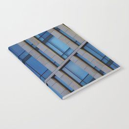 Manhattan Windows - Jade Notebook