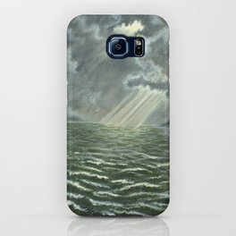 Sunbeams and Rolling Seas iPhone Case