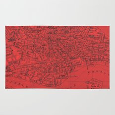 Venezia Rosso Rug