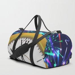 New Year decoration Duffle Bag