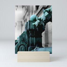 Labyrinth Scorn Mini Art Print