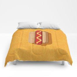 FAST FOOD / Hot Dog Comforters