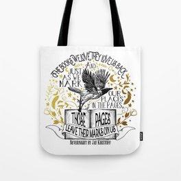 Nevernight - Books Love Us Tote Bag