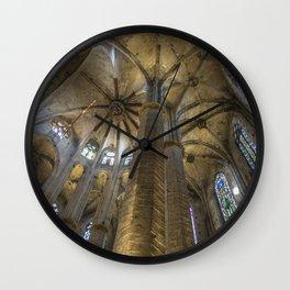Catholic church Wall Clock