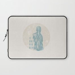 If I Only Had The Nerve Laptop Sleeve