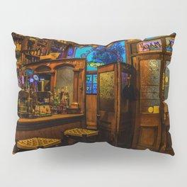 Old Irish Pub Pillow Sham
