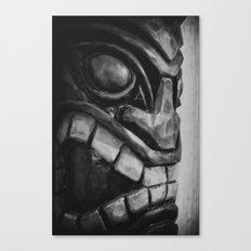Freaky Tiki Canvas Print