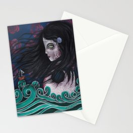 The Swan Stationery Cards