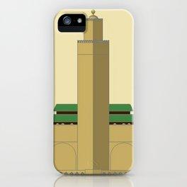 Hassan II Mosque 2 iPhone Case