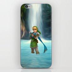 Adventure of Zelda iPhone & iPod Skin