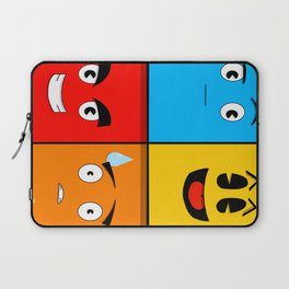 Pacman & Ghosts Laptop Sleeve