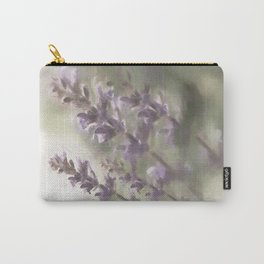 Warm/Hazy Lavender Carry-All Pouch