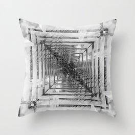 Ad Libitum Throw Pillow