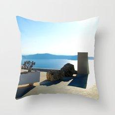 Zorba  Throw Pillow