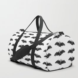 Skeletal Bat Duffle Bag
